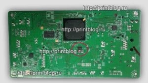 Canon PIXMA iX6840 дамп микросхемы 25Q064 со сброшенным счетчиком памперса