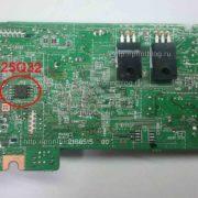 Главная плата Epson XP-332 дампы микросхем
