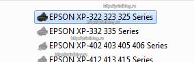 Прошиваем Epson XP-320 в Epson XP-323. Русский язык. Чип СНПЧ.