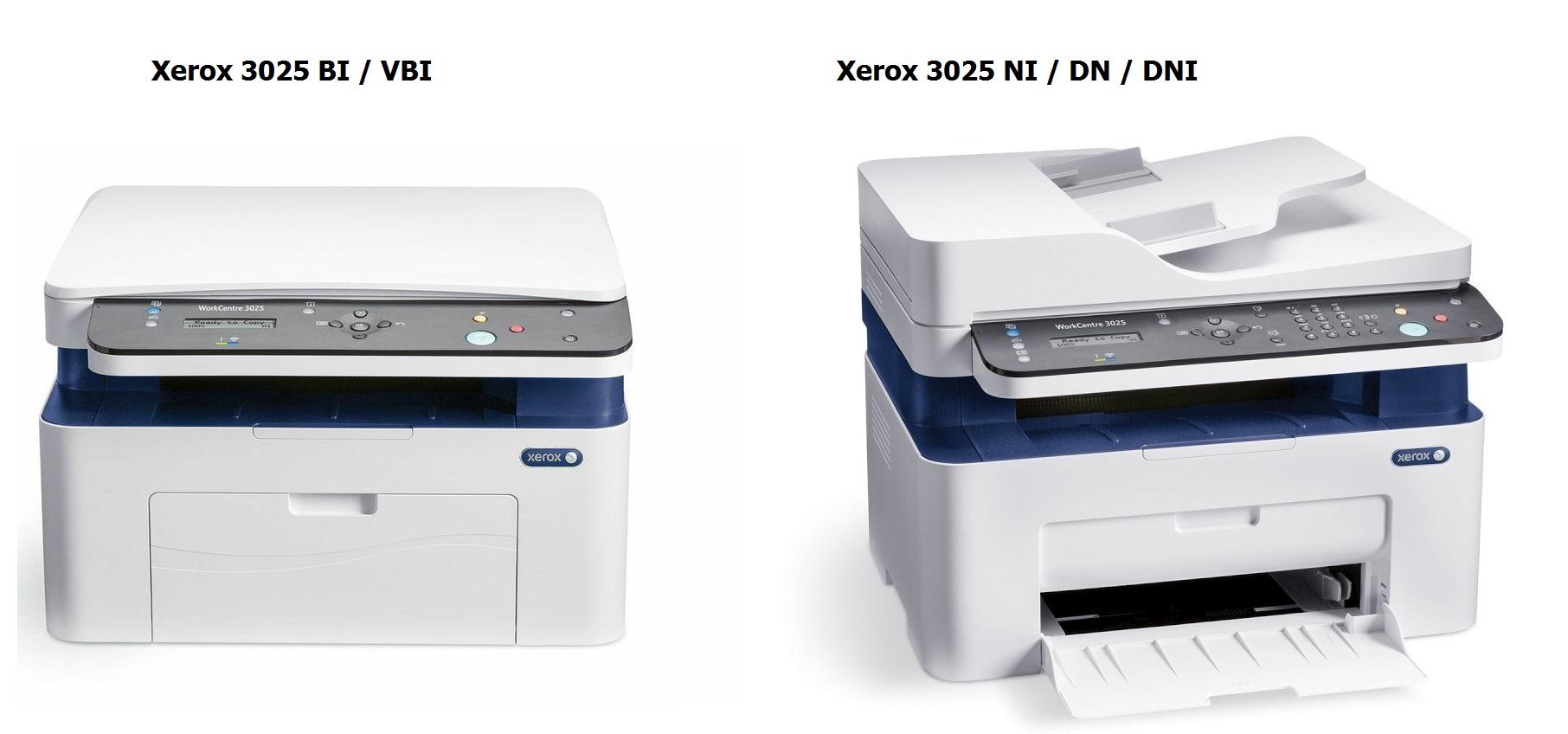 Прошивка Xerox WorkCentre 3025 с факсом и без. Как Зачем