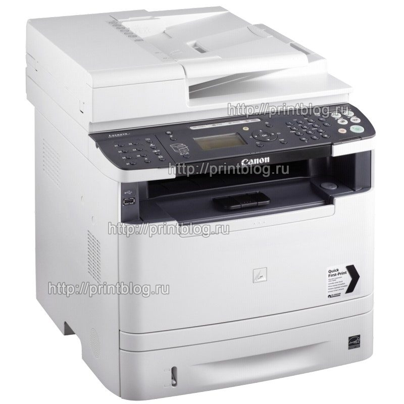 Скачать бесплатно драйвер для принтера Canon i-SENSYS MF5940dn
