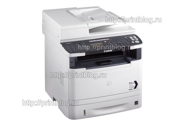 Скачать бесплатно драйвер для принтера Canon i-SENSYS MF6140dn