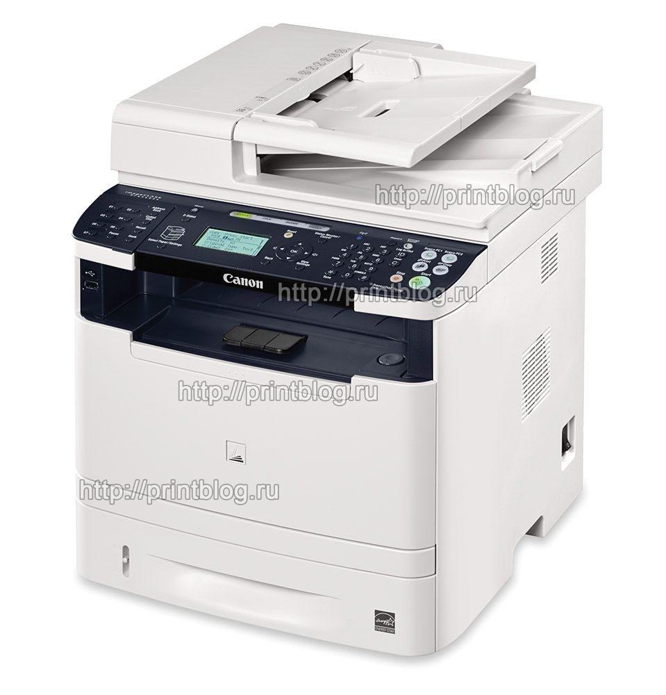 Скачать бесплатно драйвер для принтера Canon i-SENSYS MF6180dw