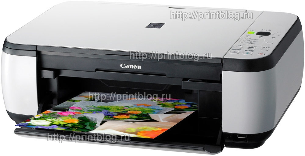 Скачать бесплатно драйвер для принтера Canon PIXMA MP270