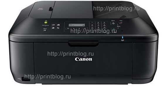 Скачать бесплатно драйвер для принтера Canon PIXMA MX454/MX455