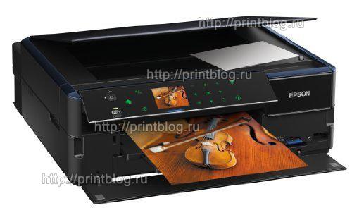 Скачать бесплатно драйвер для принтера Epson Stylus Photo PX730WD