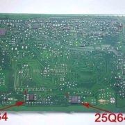 Главная плата Samsung 2070 2070W микросхемы 24С64 и 25Q64