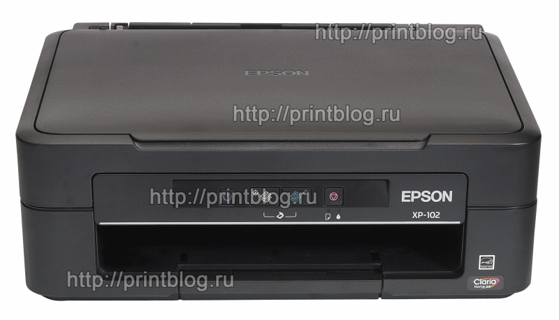 Скачать бесплатно драйвер для принтера Epson Expression Home XP-102|XP-103
