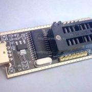 Программатор 25 SPI и 24 EEPROM CH341A Pro USB MinProgrammer_1