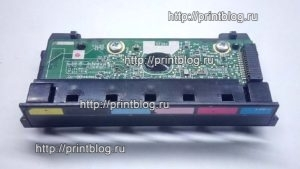1507070 (E6752) Держатель картриджей в сборе Epson Stylus Photo T50, T59, P50, TX650, PX650 (CSIC)
