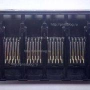1507070 (E6752) Держатель картриджей в сборе Epson Stylus Photo T50, T59, P50, TX650, PX650 (CSIC)___
