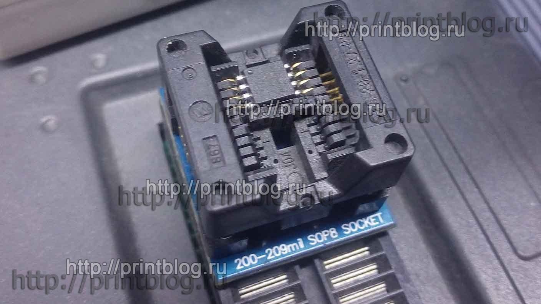 Canon Pixma MG2940 Код поддержки 5B00 (5В00), сброс ошибки