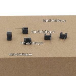 Датчик (сенсор, оптопара, board feed sensor) концевика подачи бумаги Epson L210, L350, L350, L222 др.