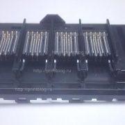1558175 (E6754) Держатель картриджей в сборе Epson WF-7010, WF-7015 и др. (CSIC) _2