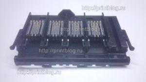 1558175 (E6754) Держатель картриджей в сборе Epson WF-7010, WF-7015 и др. (CSIC)