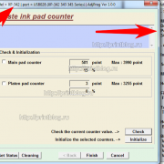 Adjustment program Epson Expression Home XP-342, XP-343, XP-345 (EURO) _2