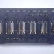 (E6732) Держатель картриджей в сборе Epson Stylus Photo RX610, RX690 (CSIC) _2