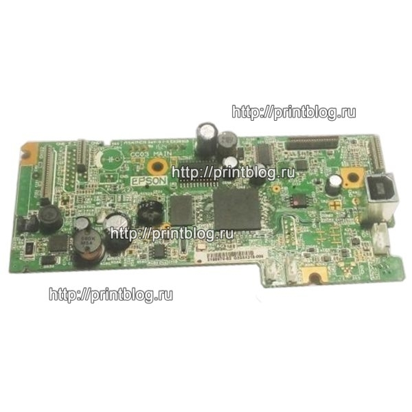 (2158970, 2155277, 2145827) Главная плата принтера Epson L355