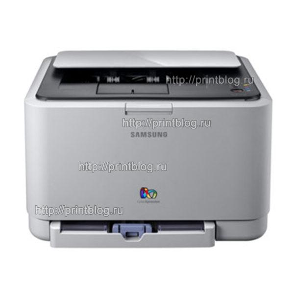 Фикс прошивка Samsung CLP-310, CLP-315