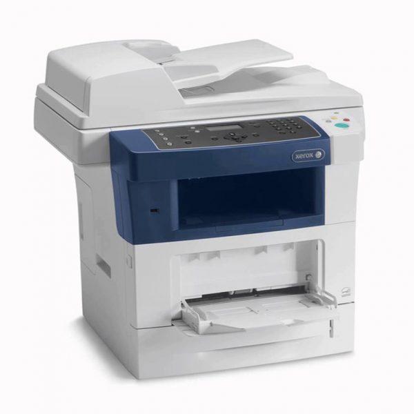 Прошивка принтера XEROX WC3550 для работы без чипов