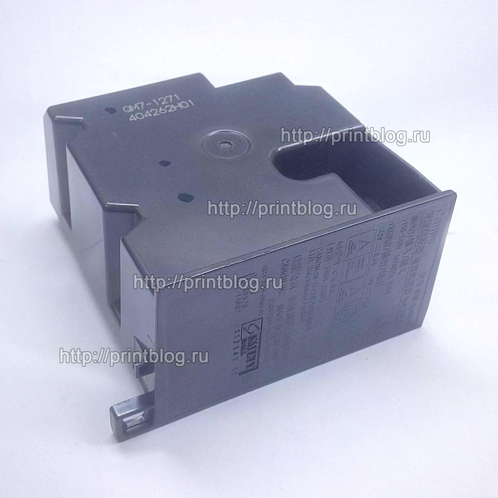 Блок питания для Canon PIXMA MG6340, MG7140, iP7240, iP7250, iX6840, MG7150 и др. (K30346)
