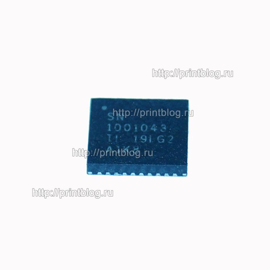 Микросхема SN 1001043