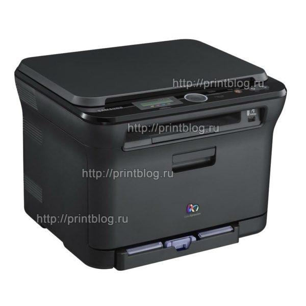 Прошивка Samsung CLX-3170, CLX-3175 для работы без чипов