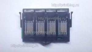 2108217 (E6731) Держатель картриджей в сборе Epson C79, C91, CX3900, CX5900 (CSIC)