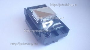 F180040 Печатающая головка для Epson L800, L805, L850, T50, P50, TX650, PX660