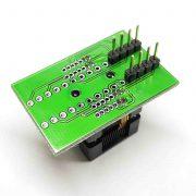 Адаптер (переходник, панелька) с TSSOP8, SSOP8, в DIP8 _2