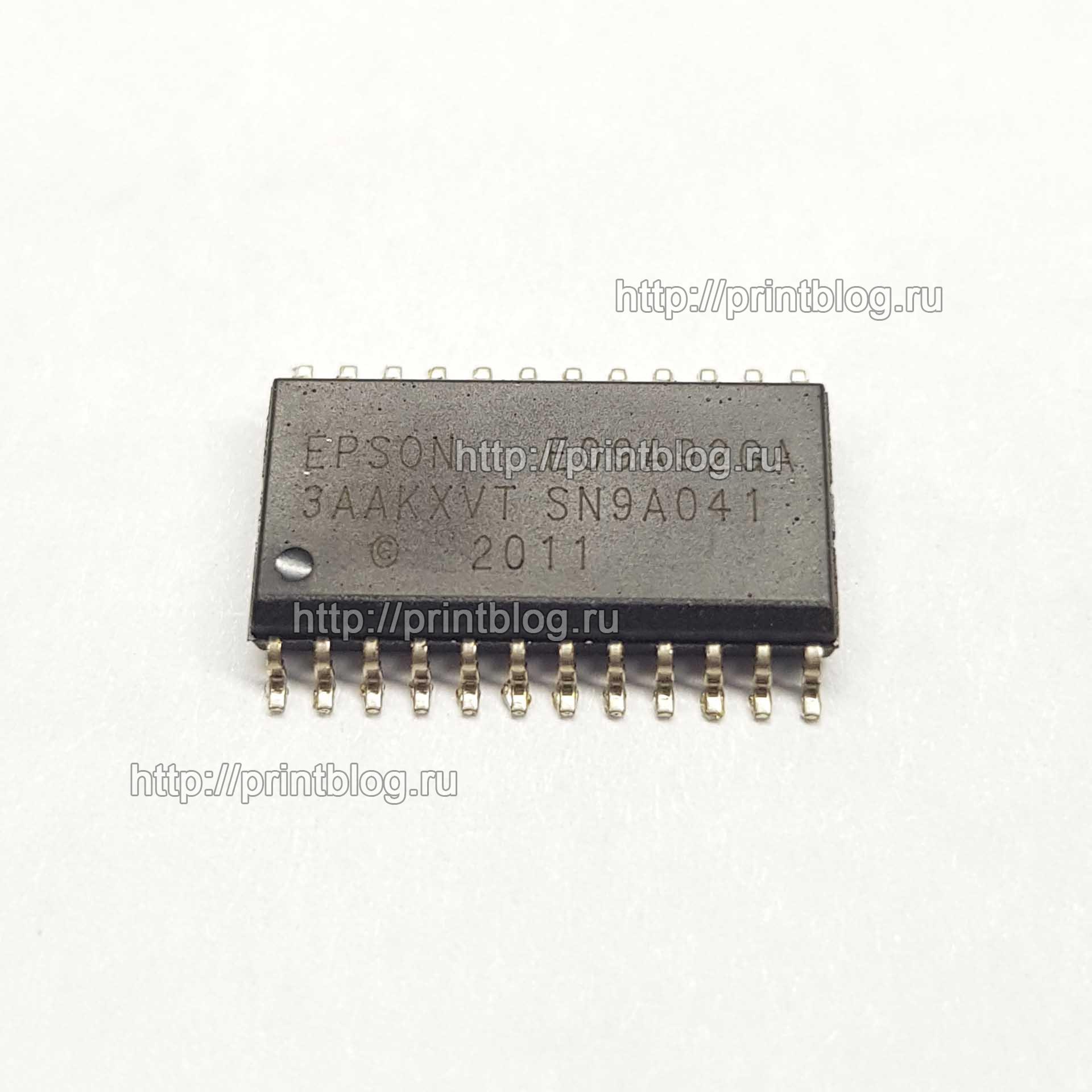 Драйвер (шифратор) печатающей головки E09A92GA для принтеров Epson