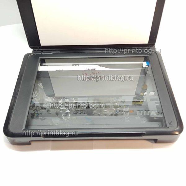 Сканер в сборе (SCANNER UNIT) для Epson L210, L222, L350, XP-406 и др