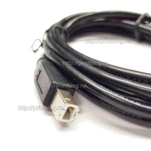 Кабель для принтера USB AM-BM GEMBIRD CCP-USB2-AMBM-6 Pro 1.8m