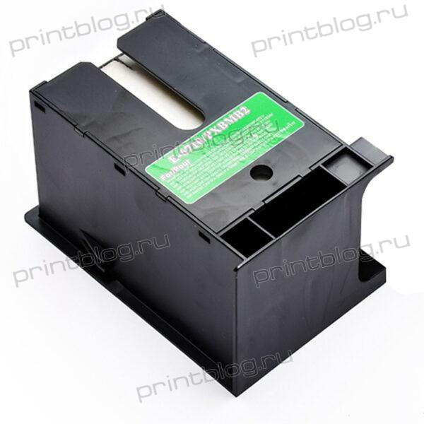 Поглотитель чернил для Epson WF-3620, WF-3640, WF-7110D, WF-7610, WF-7620 (Maintenance Box C13T671000)