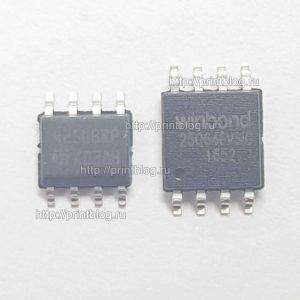 Samsung CLP-365W, CLP-360W, C410W прошитые фикс прошивкой микросхемы 25Q64 и 4256BWP (24С256) _3