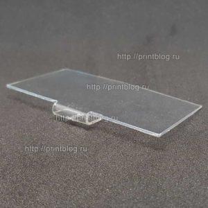 Держатель чипа СНПЧ для капсульной СНПЧ принтеров Epson