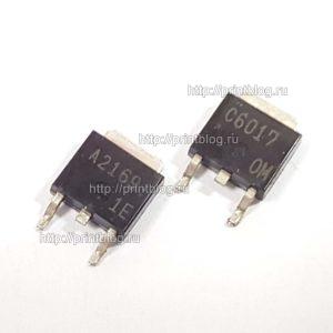 Транзисторная пара C6017, A2169 для Epson S22, SX125, 130