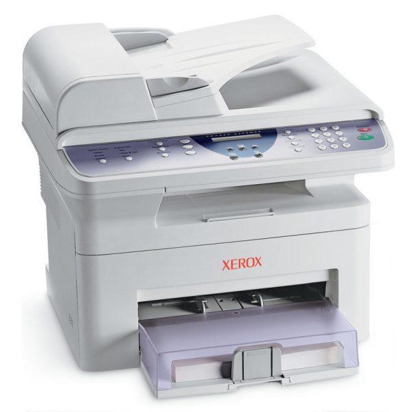 Прошивка Xerox Phaser 3200MFP для работы без чипов