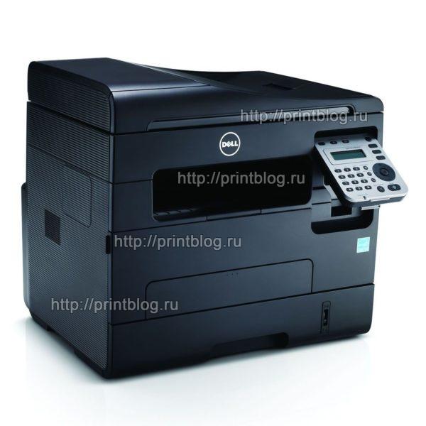 Прошивка принтера DELL B1265DFW для работы без чипов