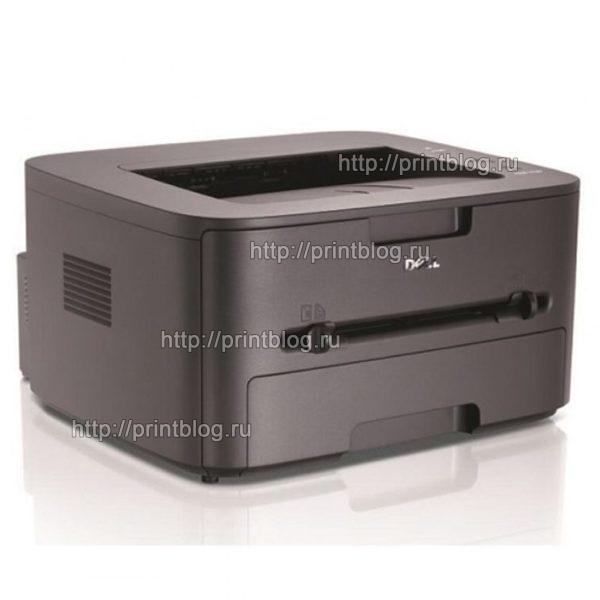 Прошивка принтера Dell 1130 для работы без чипов