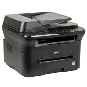Прошивка принтера Dell 1135N для работы без чипов
