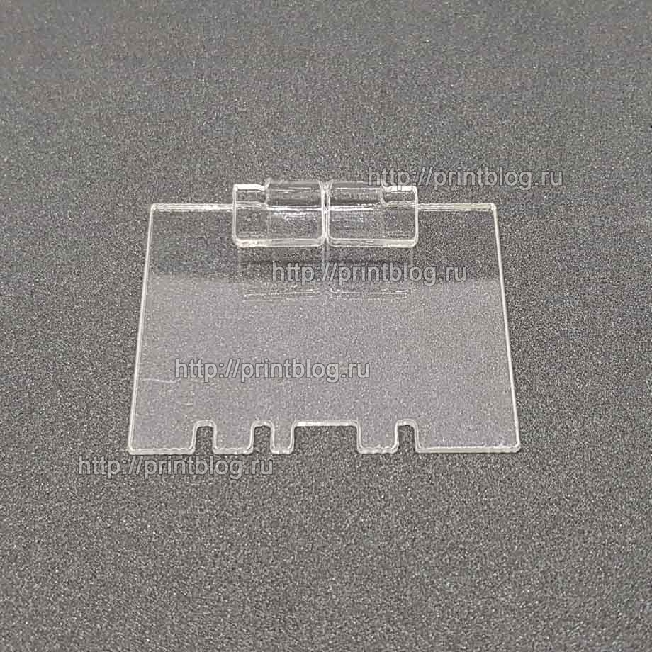 Держатель чипа СНПЧ для 4-х цветных принтеров Epson