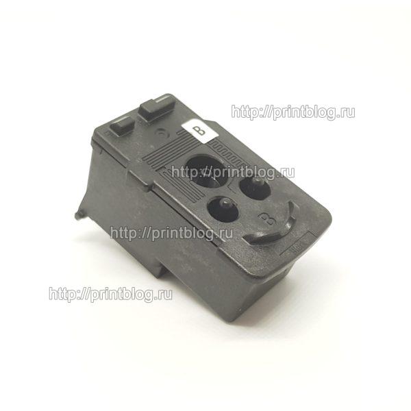 QY6-8002 Печатающая головка чёрная для Canon G1400, G2400, G3400 (с пробегом)