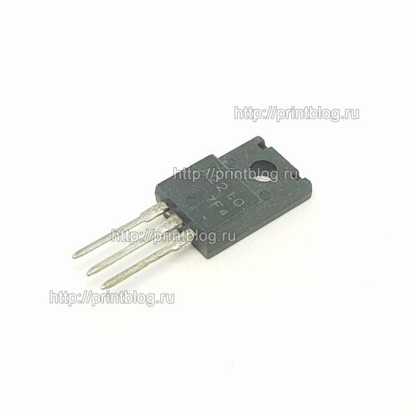 Транзистор A2210 (2SA2210), P-N-P, 50V, 20A