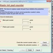 EPSON L4150, L4160 Adjustment program Ver. 1.0.1 (сброс памперса