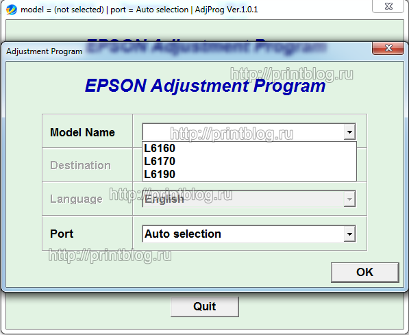 Epson L6170 Drivers Download