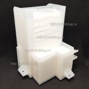 (1469197) Поглотитель чернил, памперс, абсорбер Epson L800, L805, P50, T50 и др.
