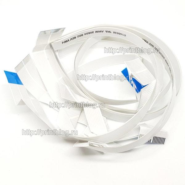(1607531) Шлейф печатающей головки для Epson WF-7620, WF-7610, WF-7110