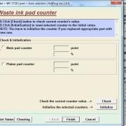 Adjustment program Epson WF-3720, WF-3725 (сброс памперса) _6