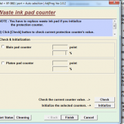 Adjustment program для Epson XP-960 (Сброс памперса) _2